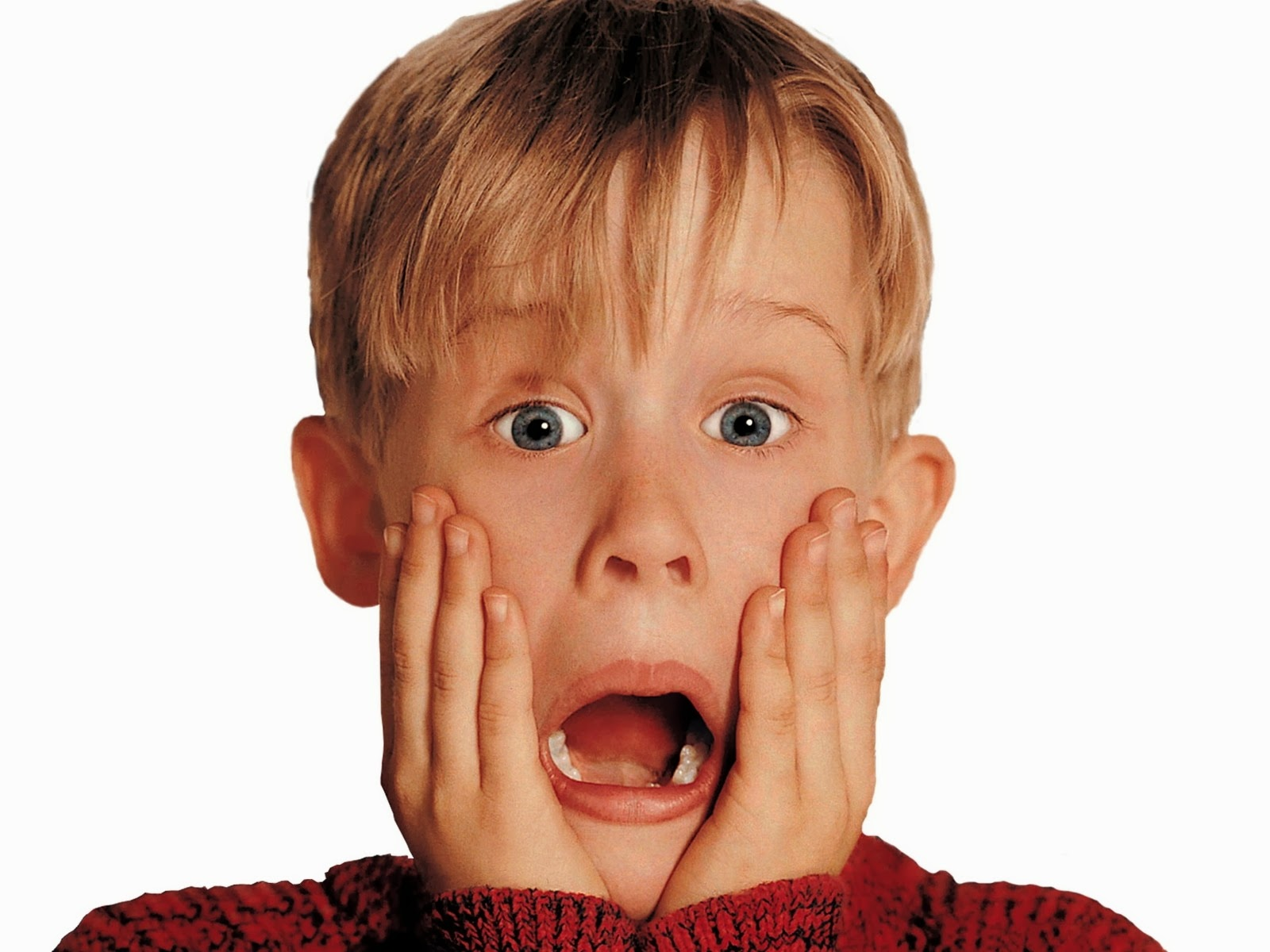 home_alone_macaulay_culkin_kevin_mccallister_boy_fear_shout_fright_346_1600x1200