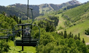 summer in park city