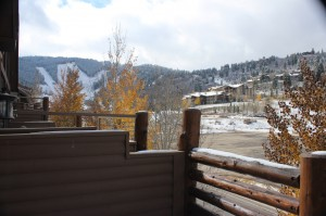 deer valley condo
