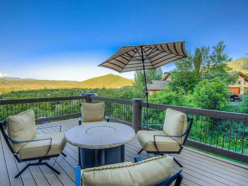 Amazing Views from this Park City Home!