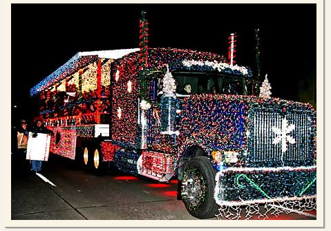 Park City Electric Parade