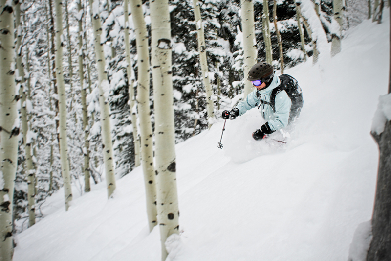deer valley powder