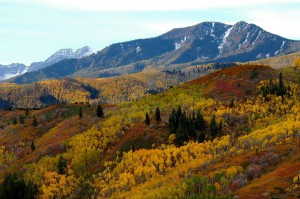 Spend your vacation in Park City this fall