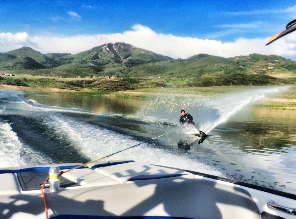 RL water ski