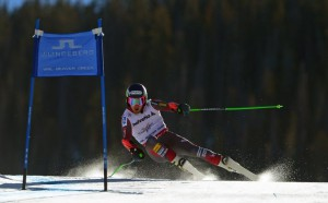 Men's Giant Slalom at FIS Alpine World Ski Championships in Beaver Creek, CO.