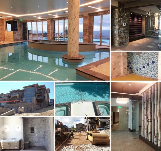 Stein Eriksen Residences Construction Update