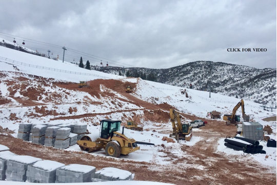 APEX Park City Construction Update