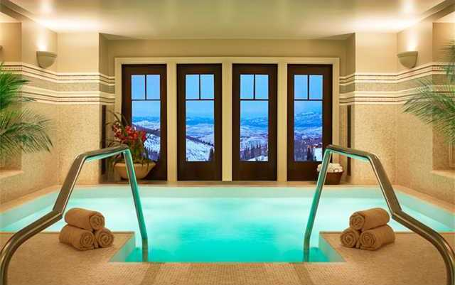 montage deer valley spa