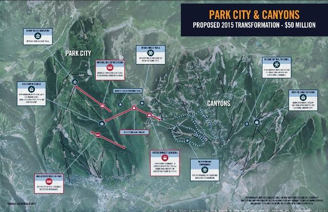 Vail - Park City Connection