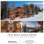 7975 Bald Eagle Drive Deer Valley Utah - Real Estate Auction for Sale - Park City Ski Property