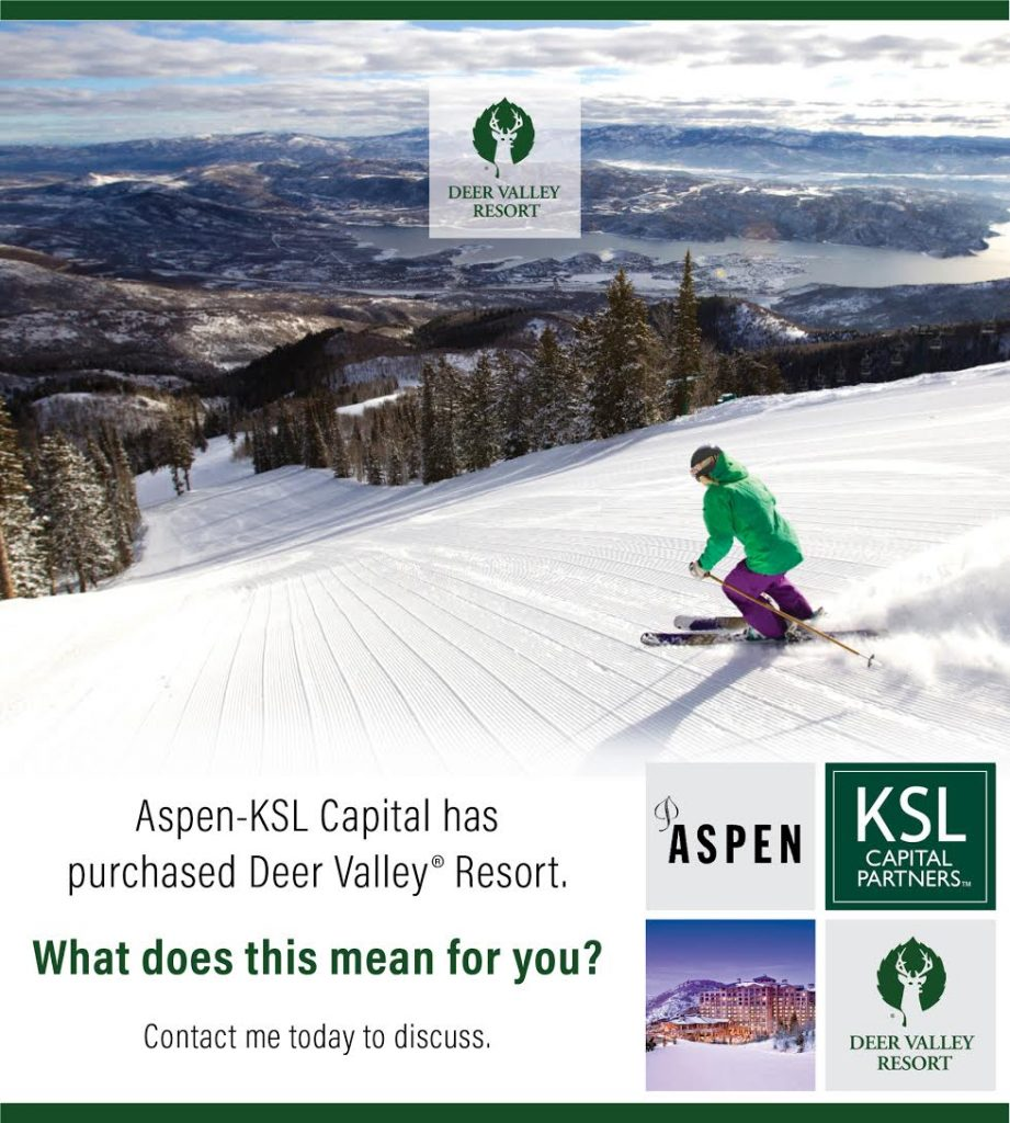 Aspen purchases Deer Valley