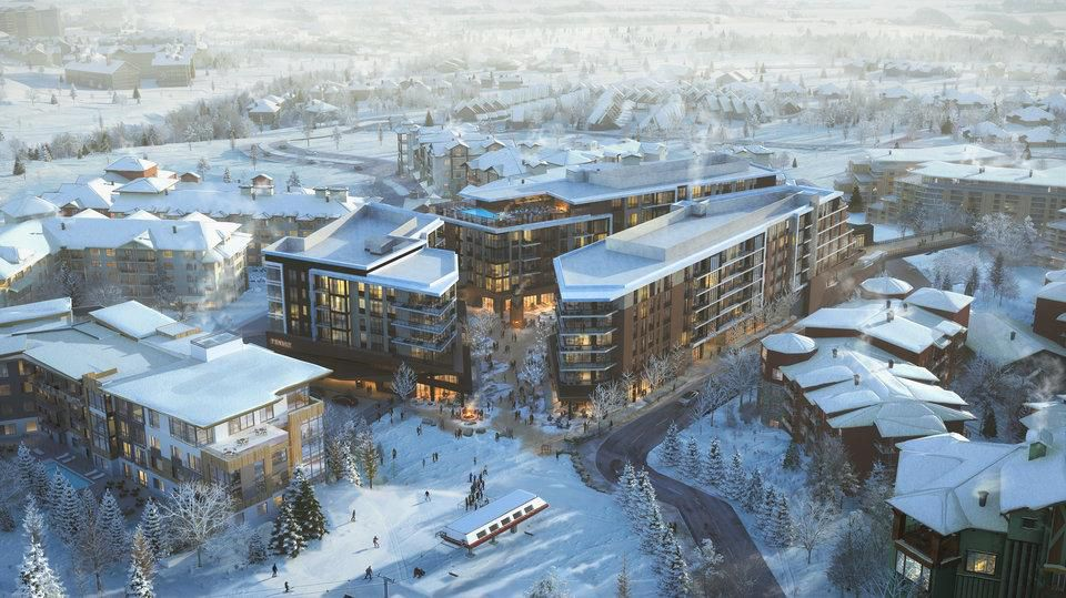Pendry Hotel & Residences Park City Utah - Condos for Sale