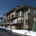 Ridge Park City Utah - Townhomes for Sale at Canyons Village