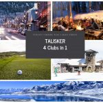 Talisker Park City Utah - Tuhaye Real Estate - Empire Pass Real Estate