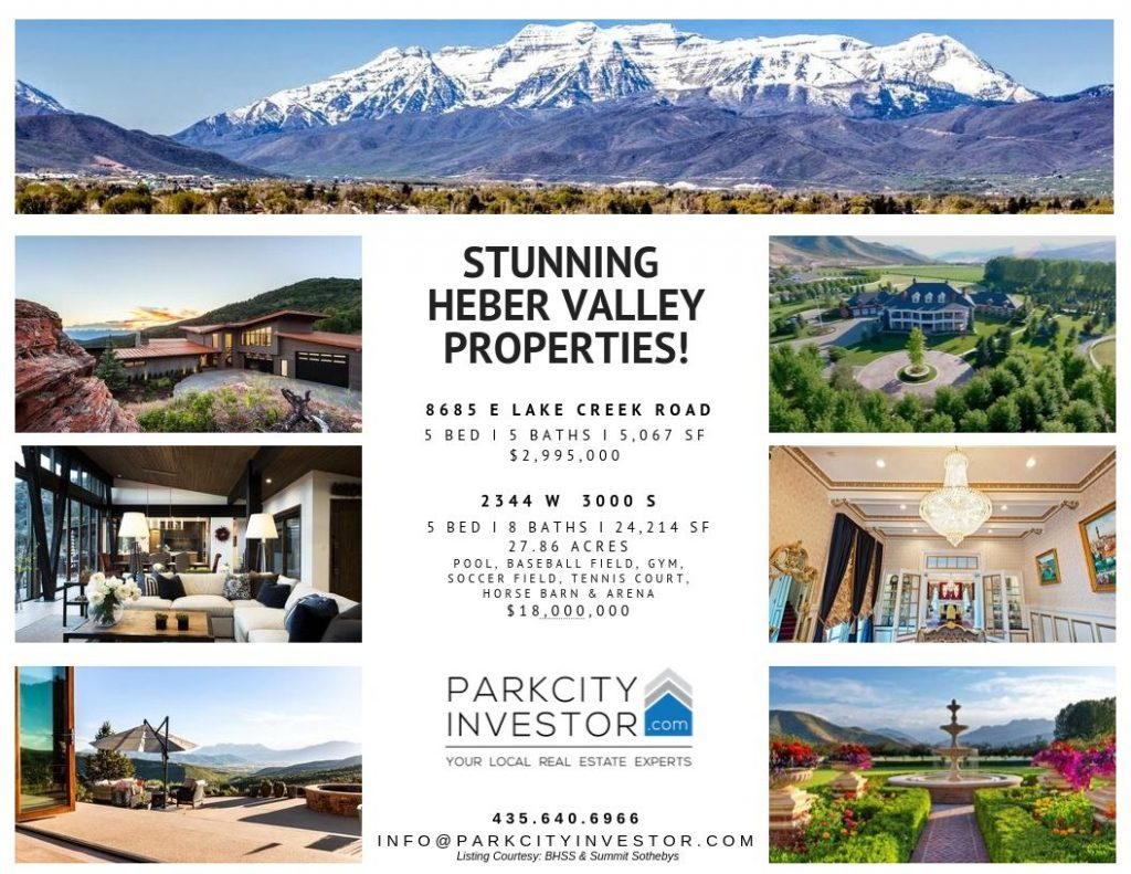 Heber City Real Estate