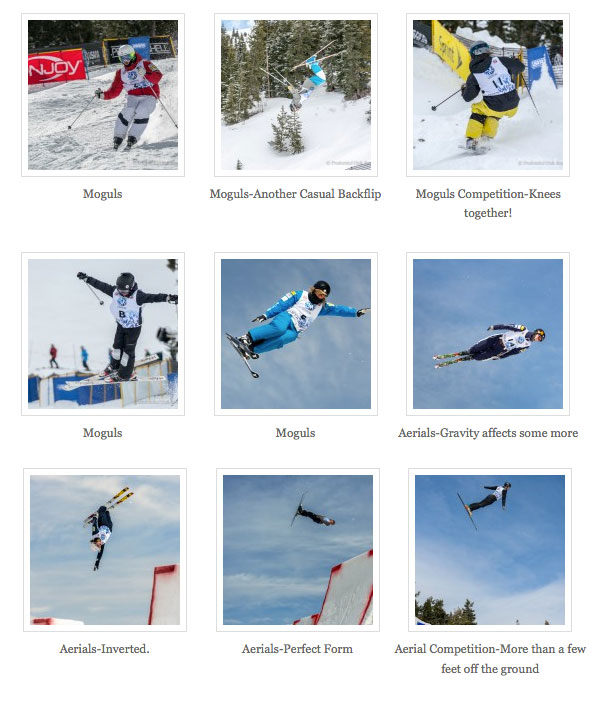 Ski Jumpers