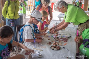 Art for Kids at Park City Arts Festival