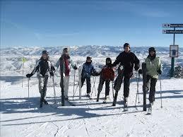 Ski season starts tomorrow