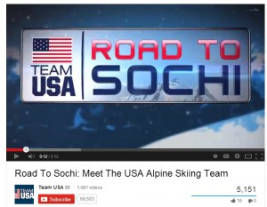 road to sochi