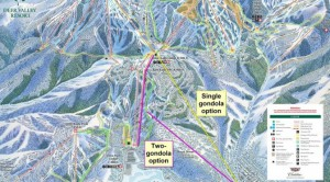 Deer Valley proposing new gondola lifts