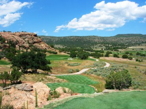 Red Ledges Golf - Park City